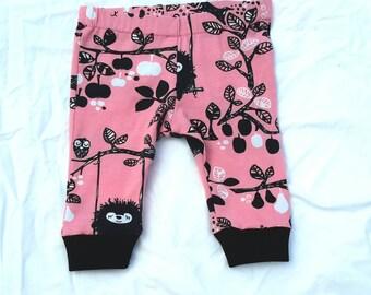 Kids pants, organic cotton T 3 months