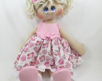 Rag Doll - Grace