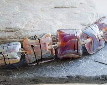 Kalypso Pillow Set of Five Beads