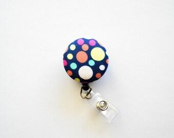 Colored Bubbles Badge Reel