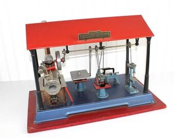 Wilesco D141 Steam Engine Workshop