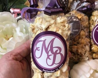 Popcorn Favors - Salted Caramel (12)
