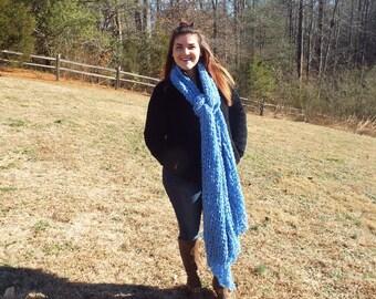 Extra long Scarf shawl