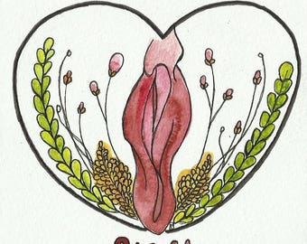 I you #5 vulva
