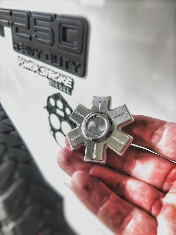 Aluminum EMS Downtime Spinners. EMT Medic Paramedic Firefighter First Responder