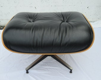 Authentic Rosewood Herman Miller Eames Ottoman
