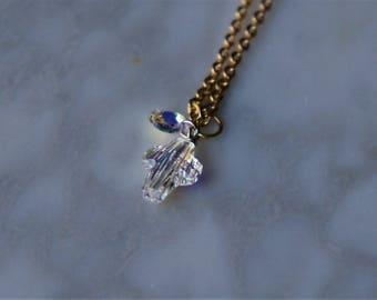 ACCESSORY - Swarovski crystal cross