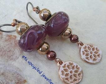 Drop earring / Dangle earrings
