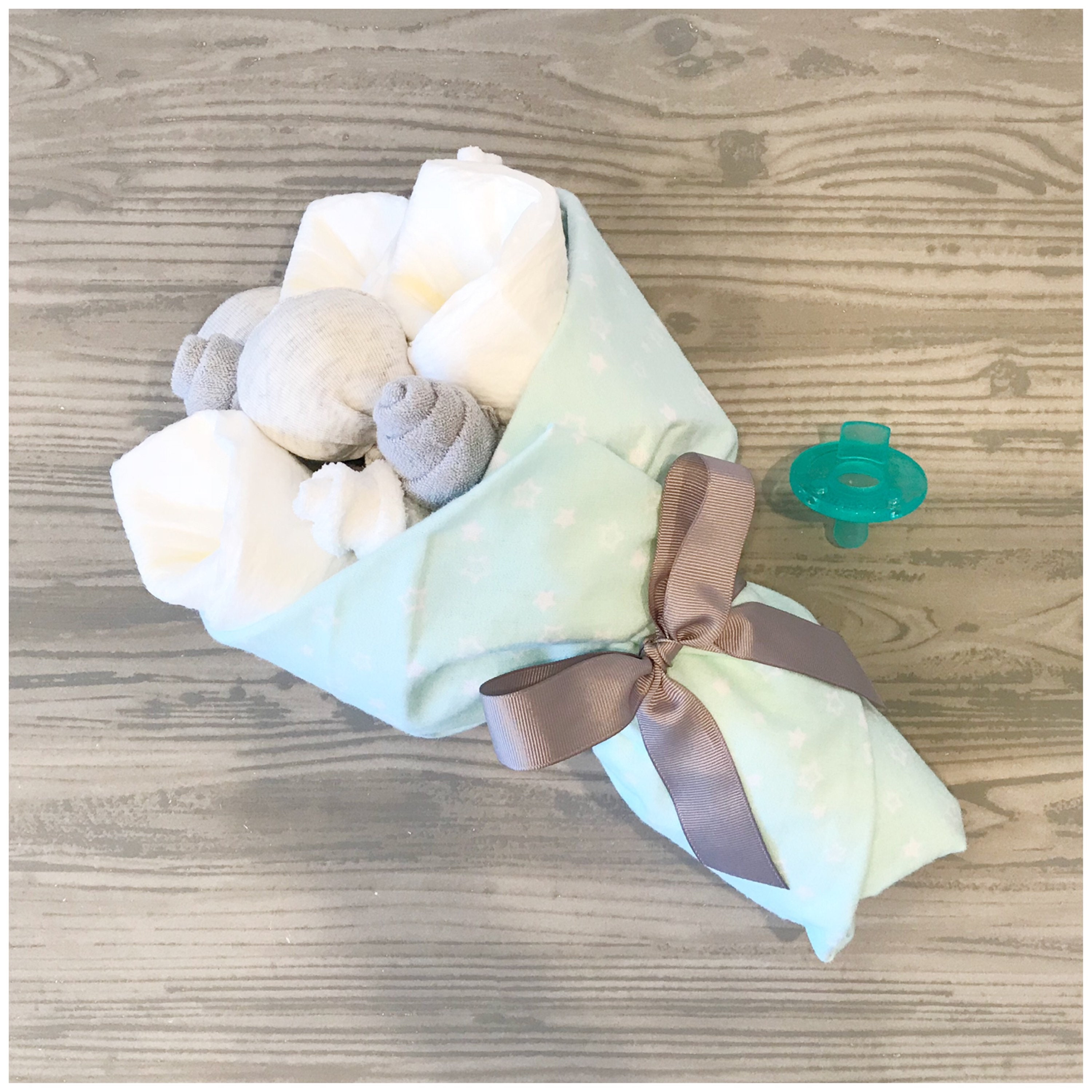 Gender Neutral Baby Gift Bouquet   New Mom Gift   1st Motheru0027s Day Gift   Gender  Neutral Baby Shower Gift   Twinkle Little Star Baby Shower