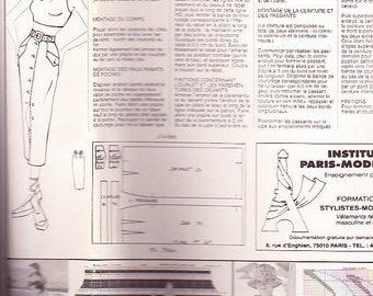 pattern Designer May 1997 skirt Institute
