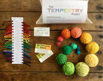Build-Your-Own Tempestry Knit Kit