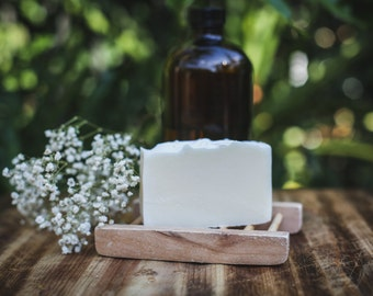 Heavenly (Coconut & Olive Oil) | Soap