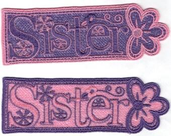 Bookmark - Sister