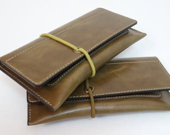 Leather Tobacco Bag