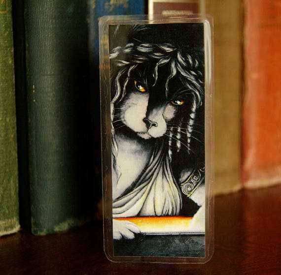 Pandora Cat Bookmark