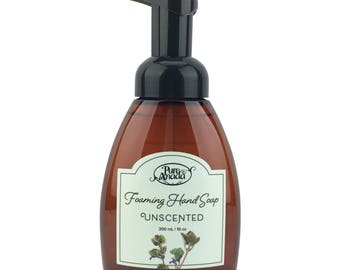 Foaming Hand Soap - Unscented, Fragrance-Free