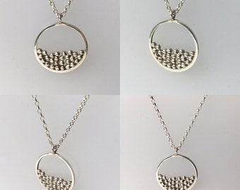 Inside Transformation Pendant Necklace