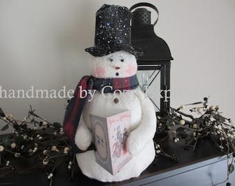Samuel the Singing Snowman