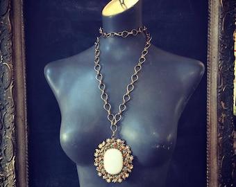 Vintage Necklace Statement Piece