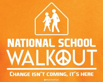 Image result for national school walkout logo