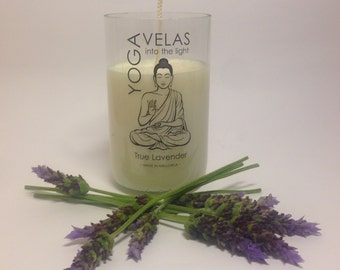 Handmade organic soy wax candles, scented candles, biocandles, handmade on Mallorca, vegan, Velas Orgánicas