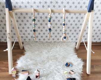 Toy bar babygym crochet beads