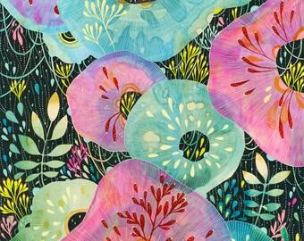 Giclee Fine Art Print - Crush