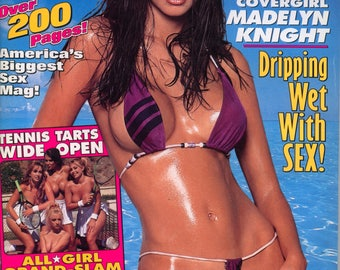 Cheri Magazine April 1996 Near Mint condition Mature