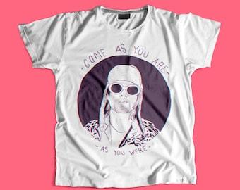 Kurt Cobain - Come As You Are T-shirt