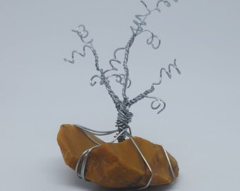 Mini Tree on Petrified Rock