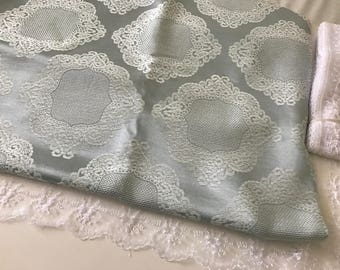 Tablecloth 160 * 220 cm bluish grey