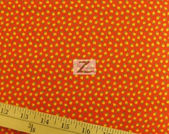 "Fruit Strawberries By VIP Fabrics 100% Cotton Fabric - 45"" Width Sold By The Yard (FH-605)"