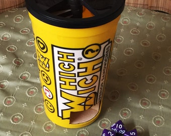 PhiloLabs Up-Cycled Drink Cup Dice Tower