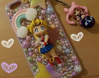 Sailor Moon figure Decoden Case