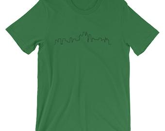 Philadelphia Skyline T-Shirt: Personalized City Clothing