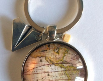 key travel around the globe