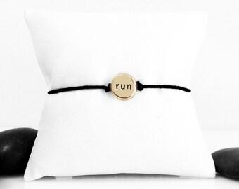 Running, Marathon Jewelry, Marathon, Half Marathon, Running Bracelet, Marathon Gift, Running Gift, Gifts For Runners, Running Gifts