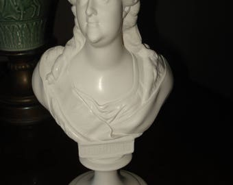 Vintage Statue Of Catherine The Great