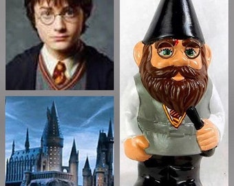 Harry the gnome