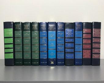 Decorative Books, Vintage Books, Readers Digest books