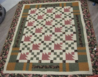 Thimbleberries Quilt