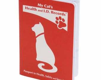 My Cat's Health and I D Records