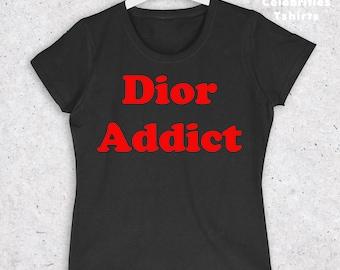 Dior Addict Kendall Jenner Celebrity T-shirt
