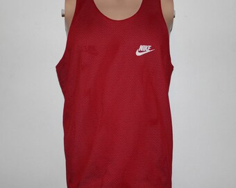 Vintage 1990's Nike Reversible Jersey M