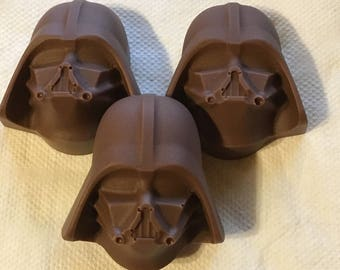 Star Wars Chocolates Darth Vader, Storm Trooper, R2D2, or X-Wing Fighter