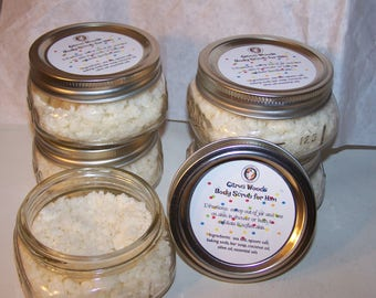 Body Scrub for Him and Her