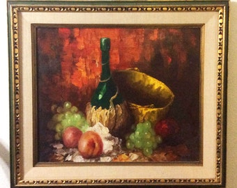 Original signed Painting, oil on canvas