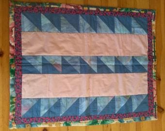 Baby Blanket Quilt/Patchwork