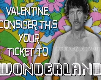 John Holmes Valentine Card