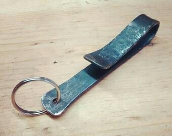 Pelican hook keychain lanyard // Belt loop keychain // Keychain hook // Key hook // Manly Gifts // Steel Keychain // Personalized keychain
